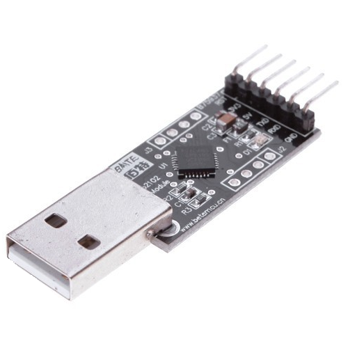 Преобразователь уровня USB — TTL, конвертер USB - UART