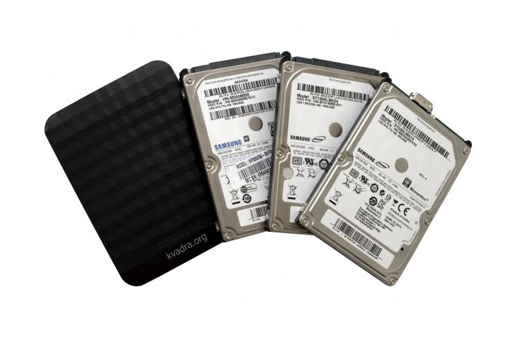 HDD Samsung